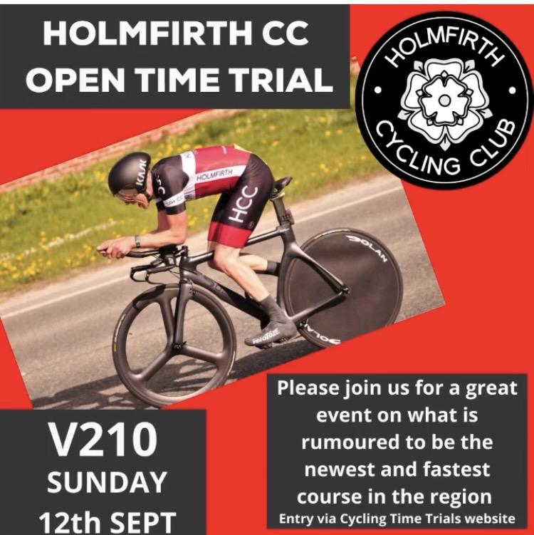 V210 Time Trial